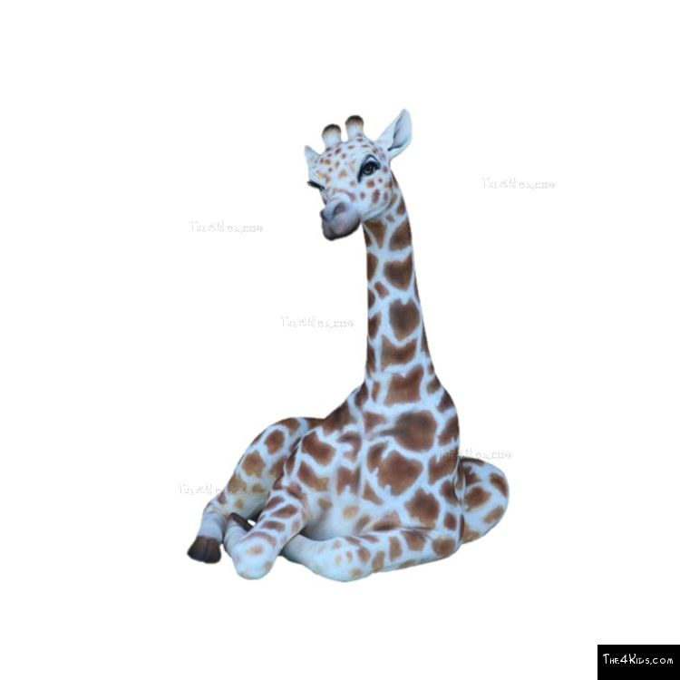 Image of 5ft Sitting Giraffe
