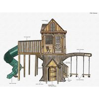 Thumbnail of Folk Victorian Tree House