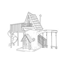 Thumbnail of Creekside Cottage Tree House