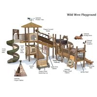 Thumbnail of Wild West Playground