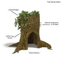 Thumbnail of Tree Stump Hollow