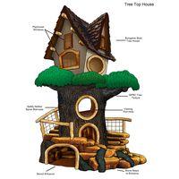Thumbnail of Tree Top Tree House