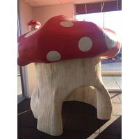 Thumbnail of Mushroom House