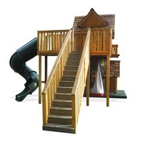 Thumbnail of Tree House Stairs