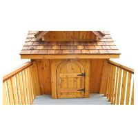 Playhouse Entry