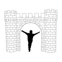Thumbnail of Medieval Castle Archway