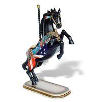 Thumbnail for Prancing Carousel Horse
