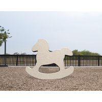 Thumbnail of Rocking Horse Cutout