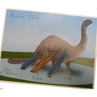 Thumbnail for Brontosaurus Slide