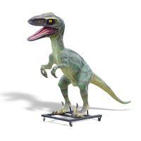 Thumbnail for Deinonychus Sculpture