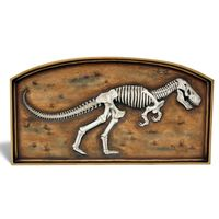 Thumbnail for Framed T-Rex Skeleton