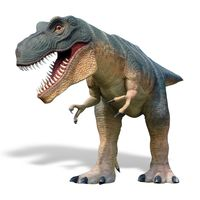 Thumbnail for T-Rex Sculpture