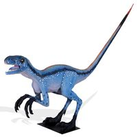 Thumbnail of Blue Deinonychus