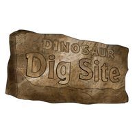 Thumbnail of Excavation Sign