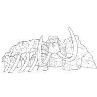 Thumbnail of Mammoth Skeleton Climber