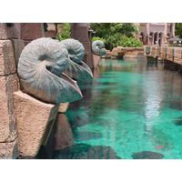 Thumbnail of Nautilus Shell Large Fountain