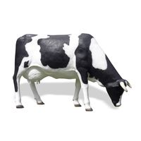 Thumbnail for Cow Grazing Play Sculpture