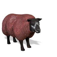 Thumbnail of Sheep Play Sculpture