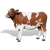 Thumbnail for Guernsey Cow Sculpture