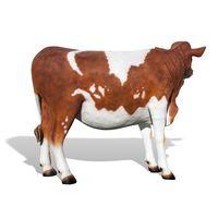 Thumbnail of Guernsey Cow Sculpture