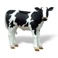 Thumbnail for Holstein Calf Sculpture