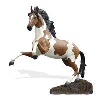 Thumbnail of Indian Horse Sculpture