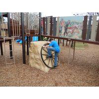 Thumbnail of Wagon Wheel Climber