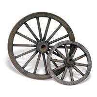 Thumbnail for Wagon Wheel Sculpture