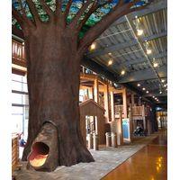 Thumbnail of Tree Trunk Slide
