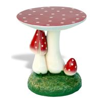 Thumbnail for Mushroom End Table