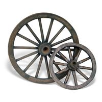 Thumbnail of Wagon Wheel Bench