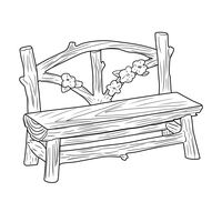 Thumbnail of Pixie Hollow Bench
