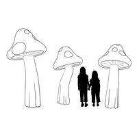 Thumbnail of Mushroom Umbrella