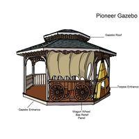 Thumbnail of Pioneer Gazebo