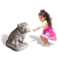 Thumbnail of Bulldog Statue
