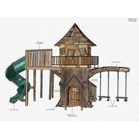 Thumbnail of Queen Anne Tree House