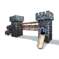 Thumbnail for Medieval Towers with Net