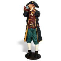 Captain Kidd Sculpture