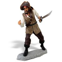 Thumbnail for Black Beard Sculpture