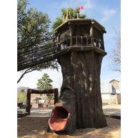 Thumbnail of Spiral Tree Slide Tower
