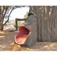 Thumbnail of Spiral Tree Slide Tower