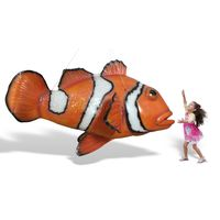 Thumbnail for Hanging Clown Fish Sculpture