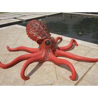 Thumbnail of Octopus Sculpture