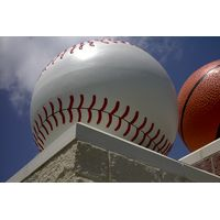 Thumbnail of Baseball Bollard