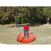 Thumbnail of Basketball Bollard