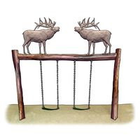 Thumbnail of Elk Swing