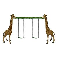 Thumbnail for Giraffe Swing Set