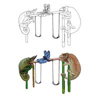 Thumbnail of Chameleon Swing
