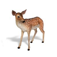 Thumbnail for Deer Fawn Sculpture