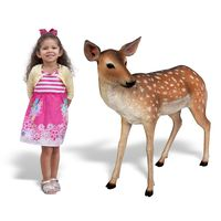 Thumbnail of Deer Fawn Sculpture